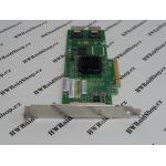 LSI Internal SATA/SAS SAS3081E-R 3Gb/s PCI-E RAID Controller Card, HBA, Single